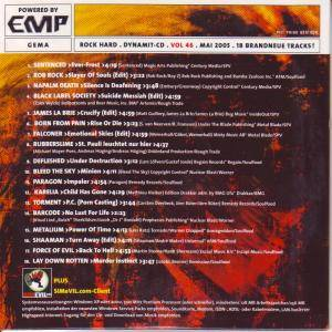 Rock Hard - Dynamit Vol. 46 (CD) - Bild 2