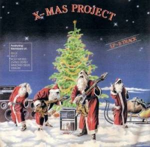 X-Mas Project: X-Mas Project - Cover