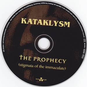 Kataklysm: The Prophecy (Stigmata Of The Immaculate) (CD) - Bild 5