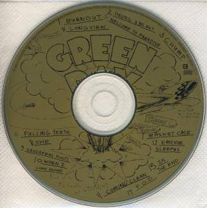 Green Day: Dookie (CD) - Bild 4