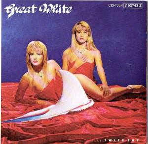 Great White: ...Twice Shy (CD) - Bild 4