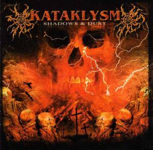 Kataklysm: Shadows & Dust - Cover