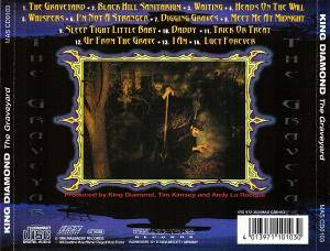 King Diamond: The Graveyard (CD) - Bild 2