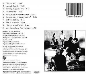 a-ha: Hunting High And Low (CD) - Bild 3