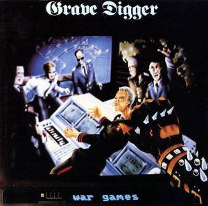Grave Digger: War Games - Cover