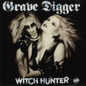 Grave Digger: Witch Hunter - Cover