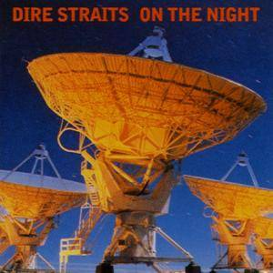 Dire Straits: On The Night - Cover