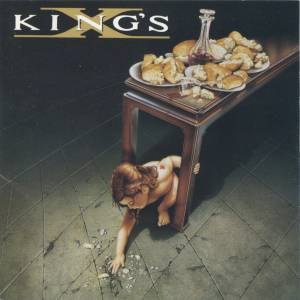 King's X: King's X - Cover