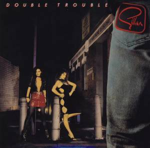 Cover - Gillan: Double Trouble