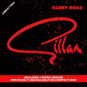 Cover - Ian Gillan: Glory Road