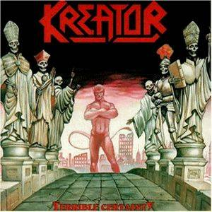 Cover - Kreator: Terrible Certainty