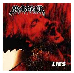 Krabathor: Lies - Cover