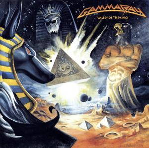 Cover - Gamma Ray: Valley Of The Kings
