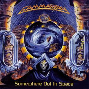 Cover - Gamma Ray: Somewhere Out In Space