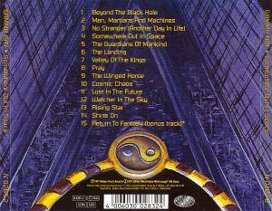 Gamma Ray: Somewhere Out In Space (CD) - Bild 2