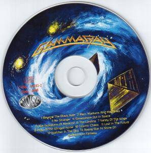 Gamma Ray: Somewhere Out In Space (CD) - Bild 3