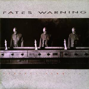 Fates Warning: Perfect Symmetry - Cover