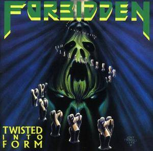 Forbidden: Twisted Into Form (LP) - Bild 1