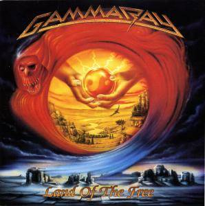 Gamma Ray: Land Of The Free (CD) - Bild 1