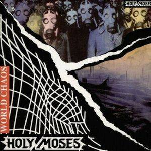 Holy Moses: World Chaos - Cover