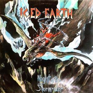 Iced Earth: Night Of The Stormrider (LP) - Bild 1