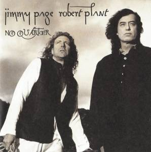 Cover - Jimmy Page & Robert Plant: No Quarter