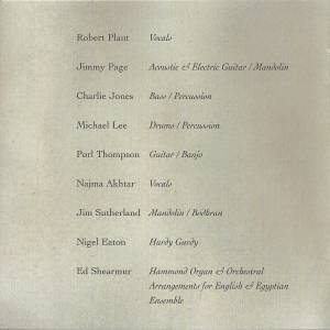 Jimmy Page & Robert Plant: No Quarter (CD) - Bild 5