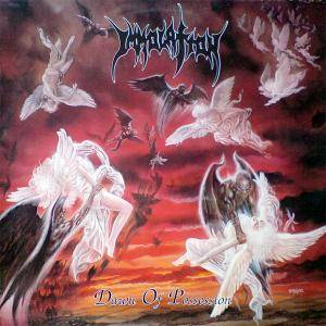 Cover - Immolation: Dawn Of Possession
