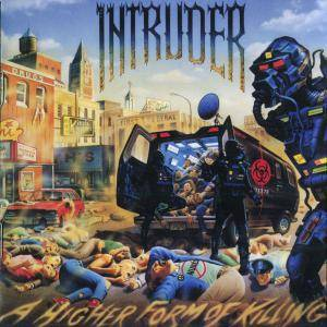 Intruder: Higher Form Of Killing, A - Cover