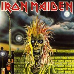Iron Maiden: Iron Maiden - Cover