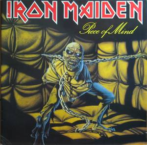 Iron Maiden: Piece Of Mind (LP) - Bild 1
