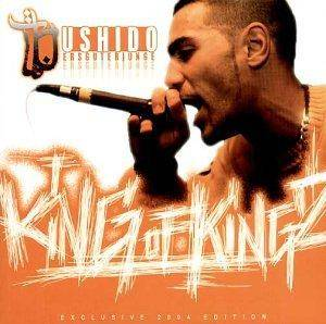 Bushido: King Of Kingz - Cover