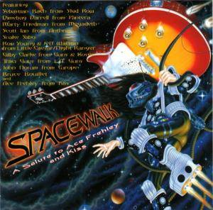 Spacewalk - A Salute To Ace Frehley - Cover