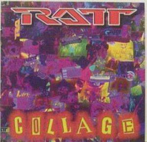 Cover - Ratt: Collage