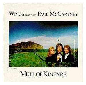 Wings: Mull Of Kintyre - Cover