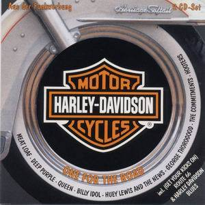 Harley-Davidson - One For The Road - Cover