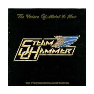Steamhammer - The Future Of Metal Is Now - Cover