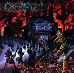 Cover - Cranium: Speed Metal Satan
