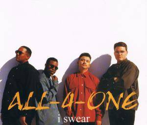 Cover - All-4-One: I Swear