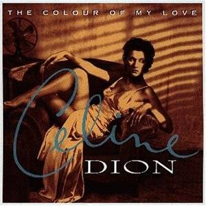 Céline Dion: Colour Of My Love, The - Cover