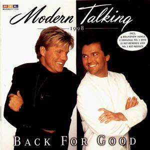 Cover - Modern Talking: Back For Good