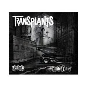 Cover - Transplants: Haunted Cities