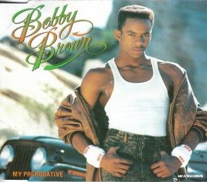 Bobby Brown: My Prerogative - Cover