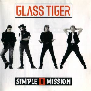 Cover - Glass Tiger: Simple Mission