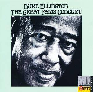 Duke Ellington: Great Paris Concert, The - Cover