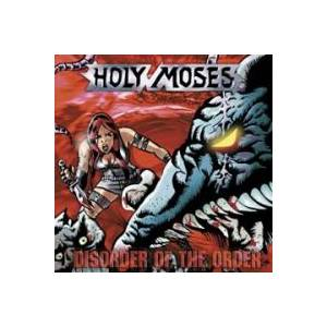 Holy Moses: Disorder Of The Order (CD) - Bild 1