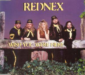 Rednex: Wish You Were Here - Cover
