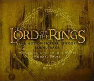 Howard Shore: Lord Of The Rings (The Motion Picture Trilogy Soundtrack), The - Cover