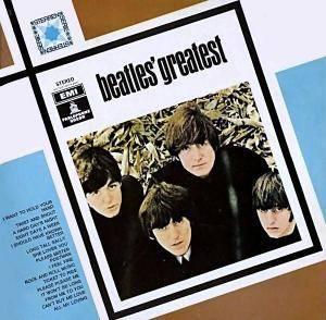 The Beatles: Beatles' Greatest, The - Cover