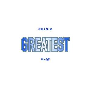 Duran Duran: Greatest - Cover